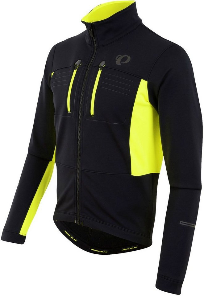 PEARL iZUMi Radjacke »ELITE Escape Softshell Jacket Men« in schwarz