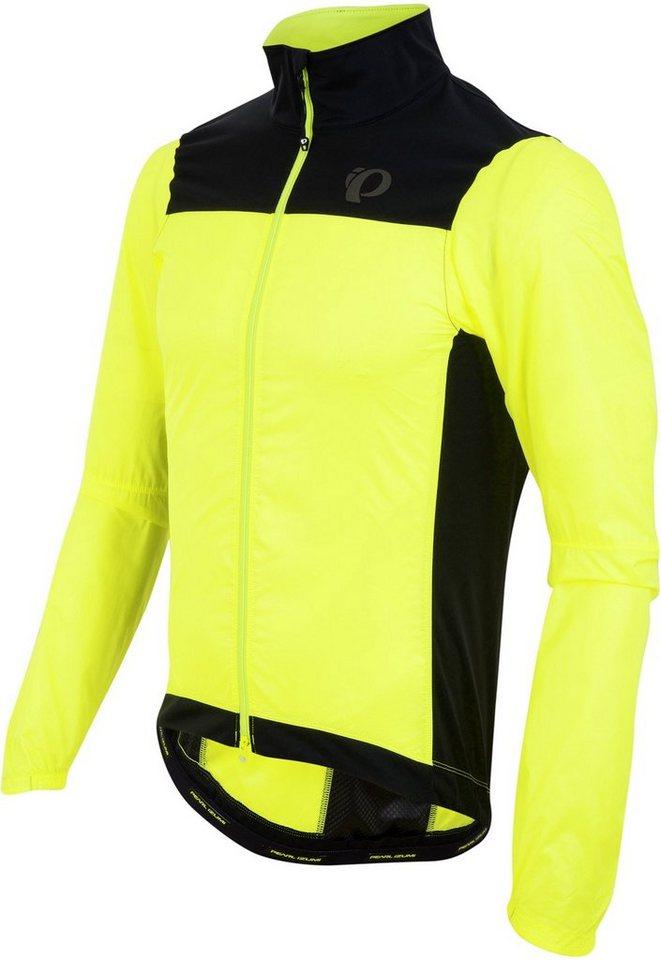 PEARL iZUMi Radjacke »P.R.O. Barrier Lite Jacket Men« in gelb