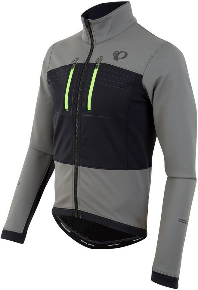 PEARL iZUMi Radjacke »ELITE Escape Softshell Jacket Men« in grau
