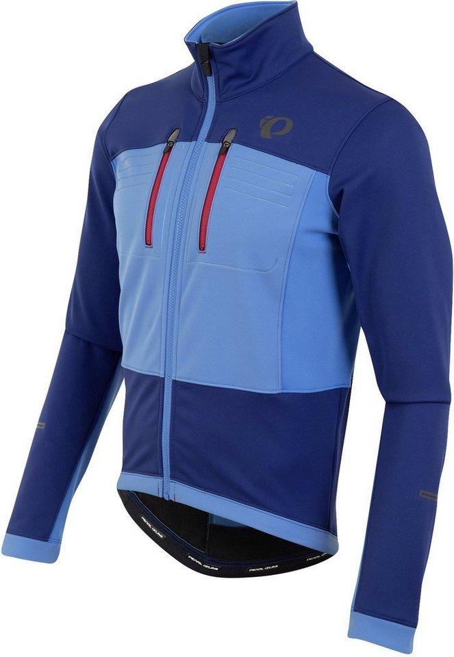PEARL iZUMi Radjacke »ELITE Escape Softshell Jacket Men« in blau