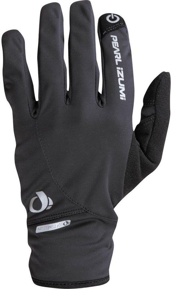 PEARL iZUMi Fahrrad Handschuhe »Select Lite Softshell Glove Men« in schwarz