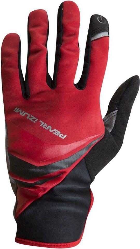 Pearl Izumi Fahrrad Handschuhe »Cyclone Gel Glove« in rot
