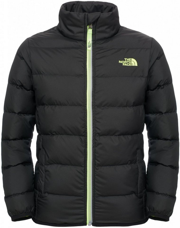The North Face Outdoorjacke »Andes Jacket Boys« in schwarz