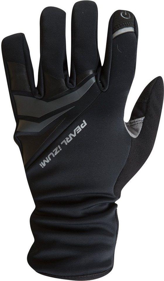Pearl Izumi Fahrrad Handschuhe »Elite Gel Softshell Glove Men« in schwarz