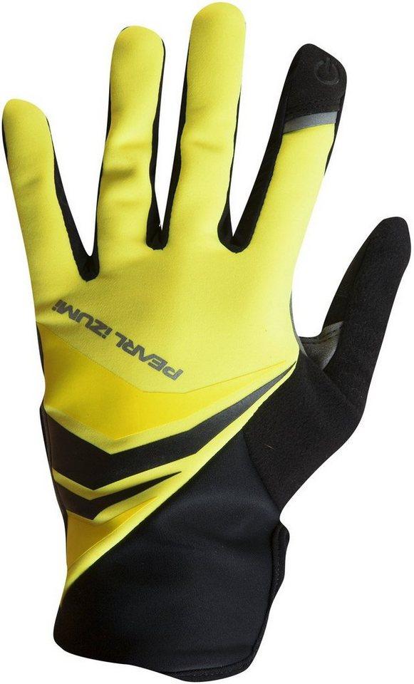PEARL iZUMi Fahrrad Handschuhe »Cyclone Gel Glove« in gelb