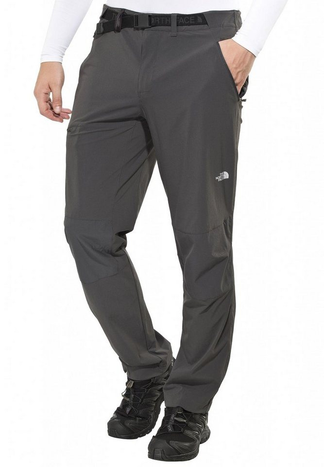 The North Face Outdoorhose »Speedlight Pant Men Regular« in grau