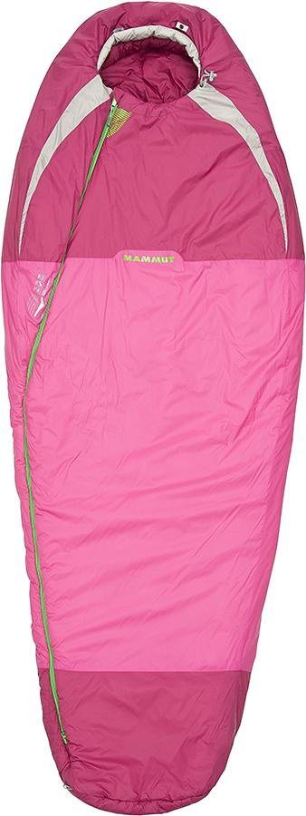 Mammut Schlafsack »Kompakt MTI 3-Season 185 Sleeping Bag Women« in pink
