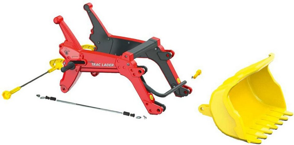 rolly® toys Frontlader, »rollyX Trac Lader Premium« in rot-gelb