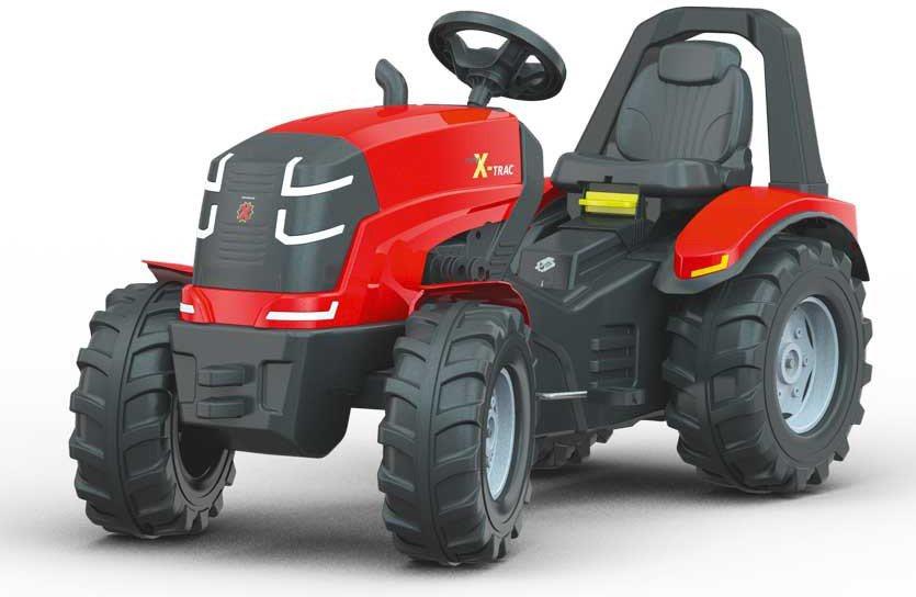 rolly® toys Trettraktor, »rollyX Trac Premium« in rot