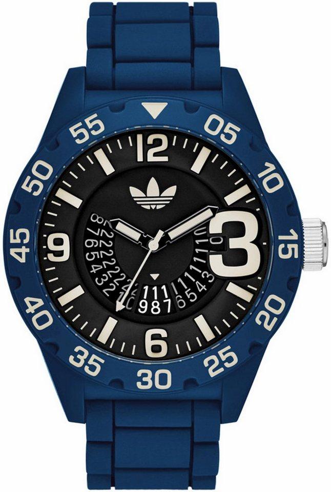adidas Originals Quarzuhr »NEWBURGH, ADH3141« in blau