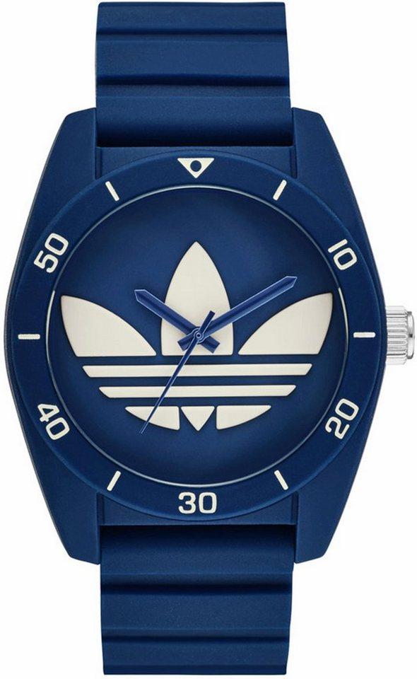 adidas Originals Quarzuhr »SANTIAGO, ADH3138« in blau
