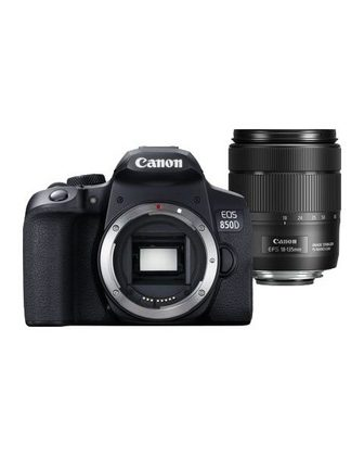 Canon »EOS 850D + EF-S 18-135mm f/3.5-5.6 IS...