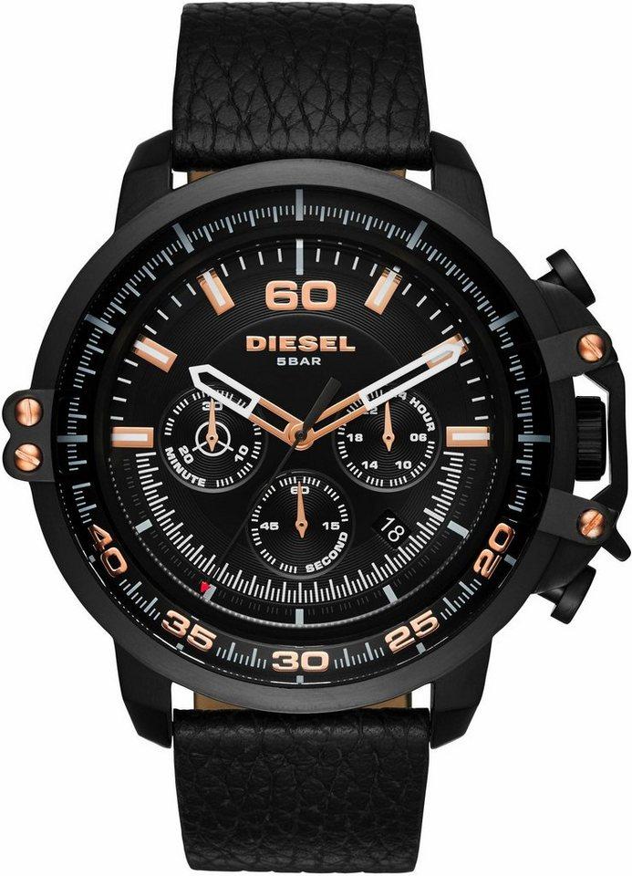 Diesel Chronograph »DZ4409« in schwarz