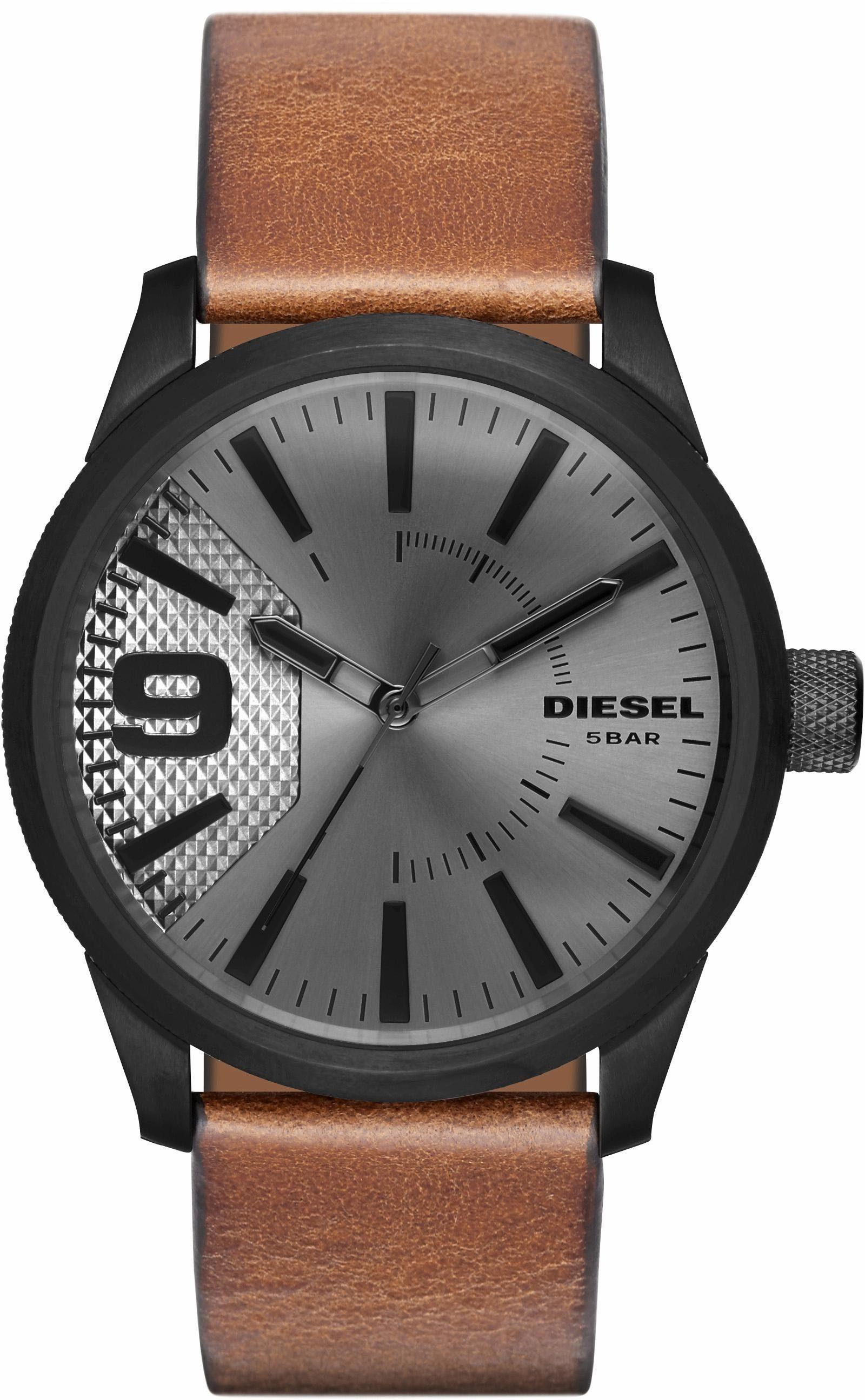 Diesel Quarzuhr »RASP, DZ1764«