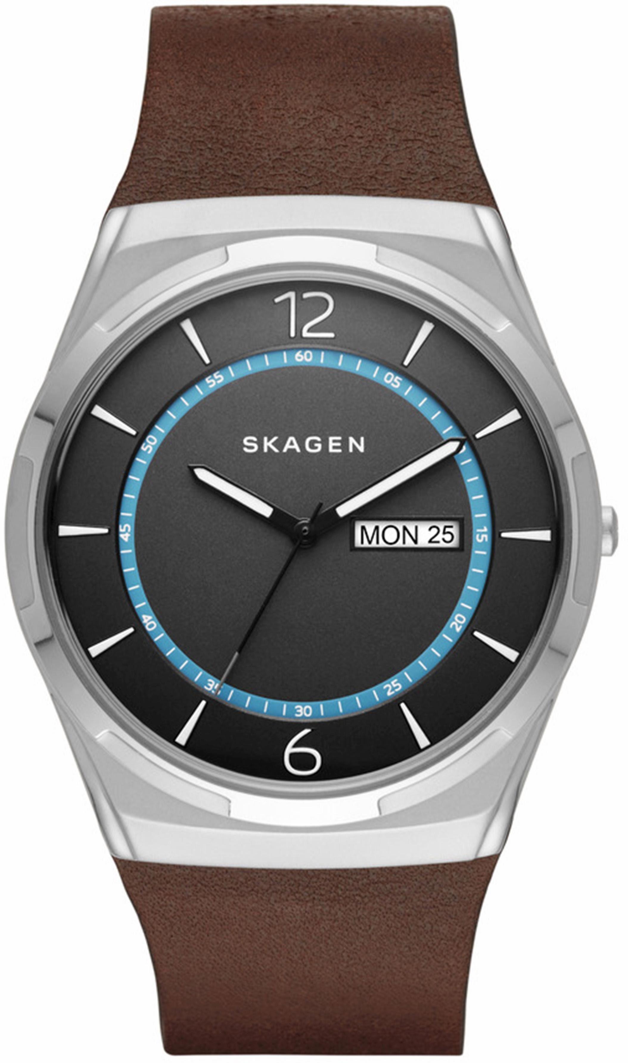 Skagen Quarzuhr »MELBYE, SKW6305«