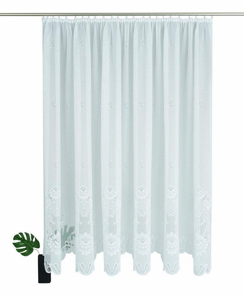 gardine nach ma melanie vhg faltenband 1 st ck online kaufen otto. Black Bedroom Furniture Sets. Home Design Ideas