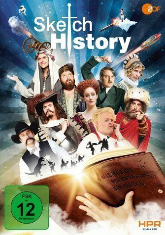 DVD »Sketch History (2 Discs)«