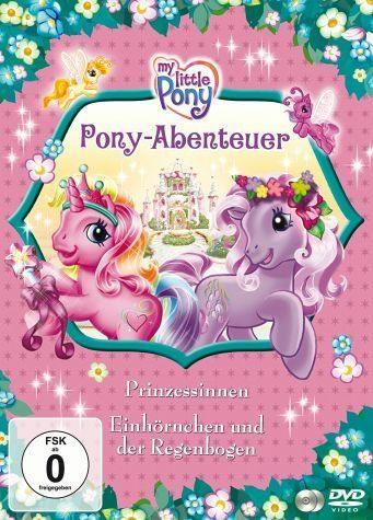 DVD »My Little Pony - Pony-Abenteuer (2 Discs)«