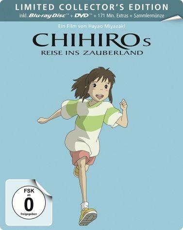 Blu-ray »Chihiros Reise ins Zauberland (Limited...«