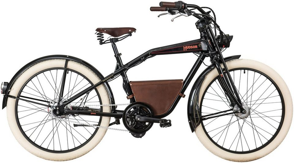 hawk classic duncon e bike cruiser khaki pro. Black Bedroom Furniture Sets. Home Design Ideas