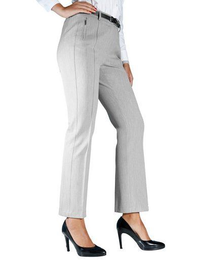 MIAMODA Hose mit Bauchweg-Effekt durch Shaping-Einsatz