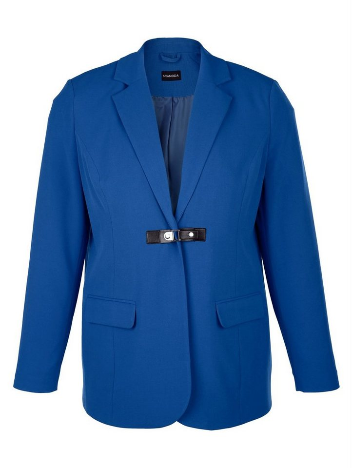 MIAMODA Blazer in royal