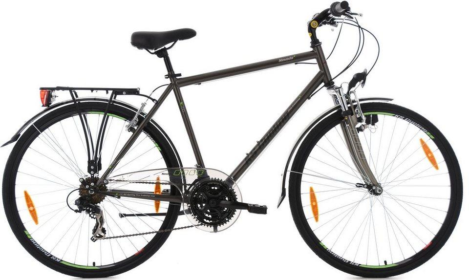 ks cycling herren trekkingrad 28 zoll 21 gang shimano. Black Bedroom Furniture Sets. Home Design Ideas