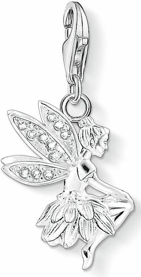 Thomas Sabo Charm-Einhänger »Elfe, 1292-051-14« mit Zirkonia in Silber 925