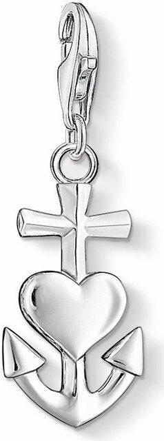 THOMAS SABO Charm-Einhänger »Glaube, Liebe, Hoffnung, 0083-001-12« | Schmuck > Charms | Thomas Sabo