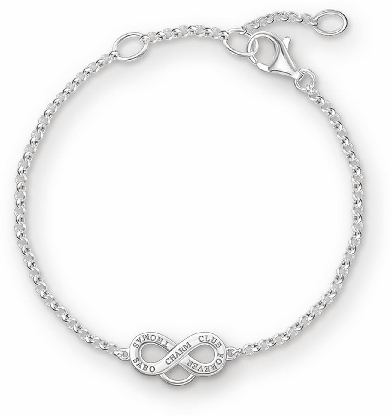 Thomas Sabo Charm-Armband »Armband, X0204-001-12-L19,5v«