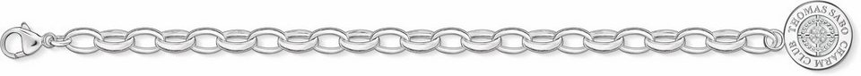 Thomas Sabo Charm-Armband »DCX0001-725-14-L, 14-M, 14-S« in Silber 925