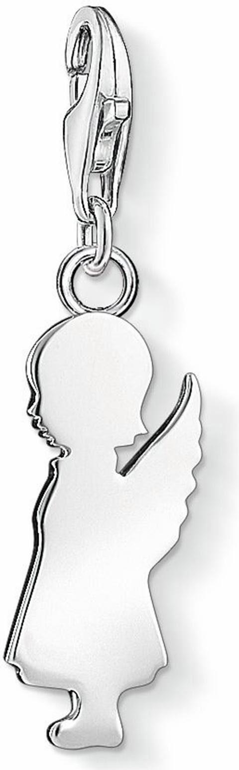 THOMAS SABO Charm-Einhänger »Engel Mädchen, 1319-001-12«