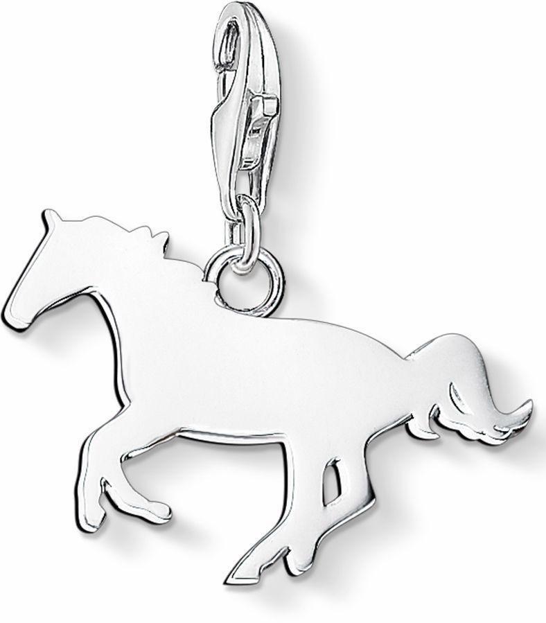 Thomas Sabo Charm-Einhänger »Pferd, 1106-001-12« in Silber 925