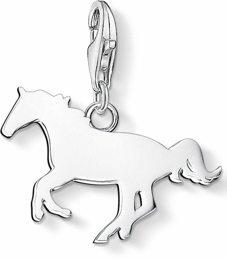 Thomas Sabo Charm-Einhänger »Pferd, 1106-001-12«