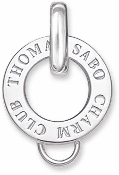 Thomas Sabo Kettenanhänger »Charm Club Carrier, X0017-001-12« in Silber 925