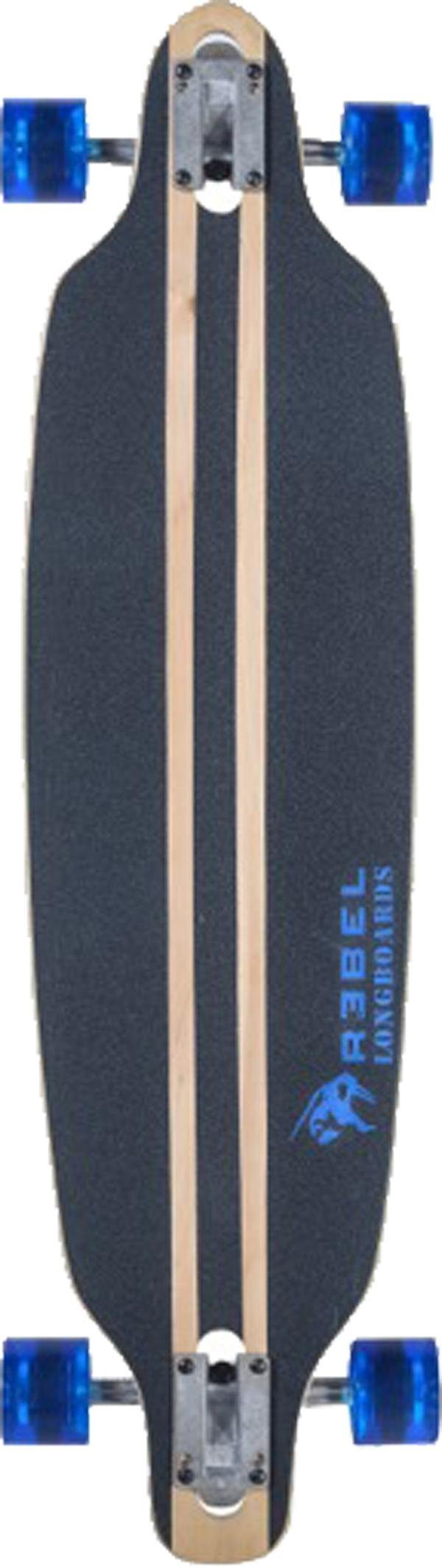 REBEL Longboard »Pacific Palisades blue«