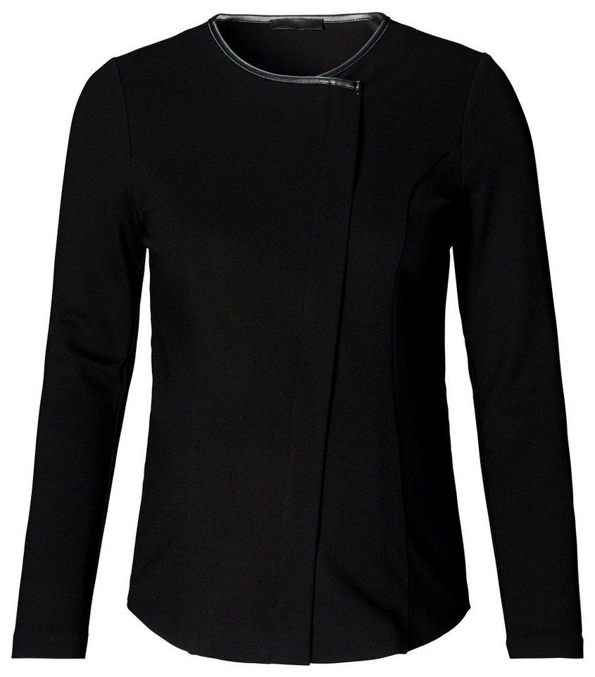 NOPPIES Umstandsblazer »Myra« in Black