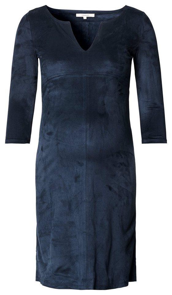 NOPPIES Kleid »Silje« in Dark Blue