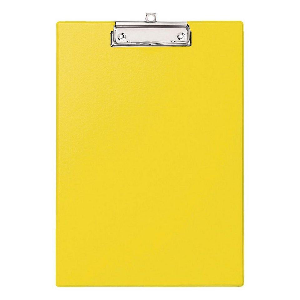 Maul Office Klemmbrett »Classic« in gelb