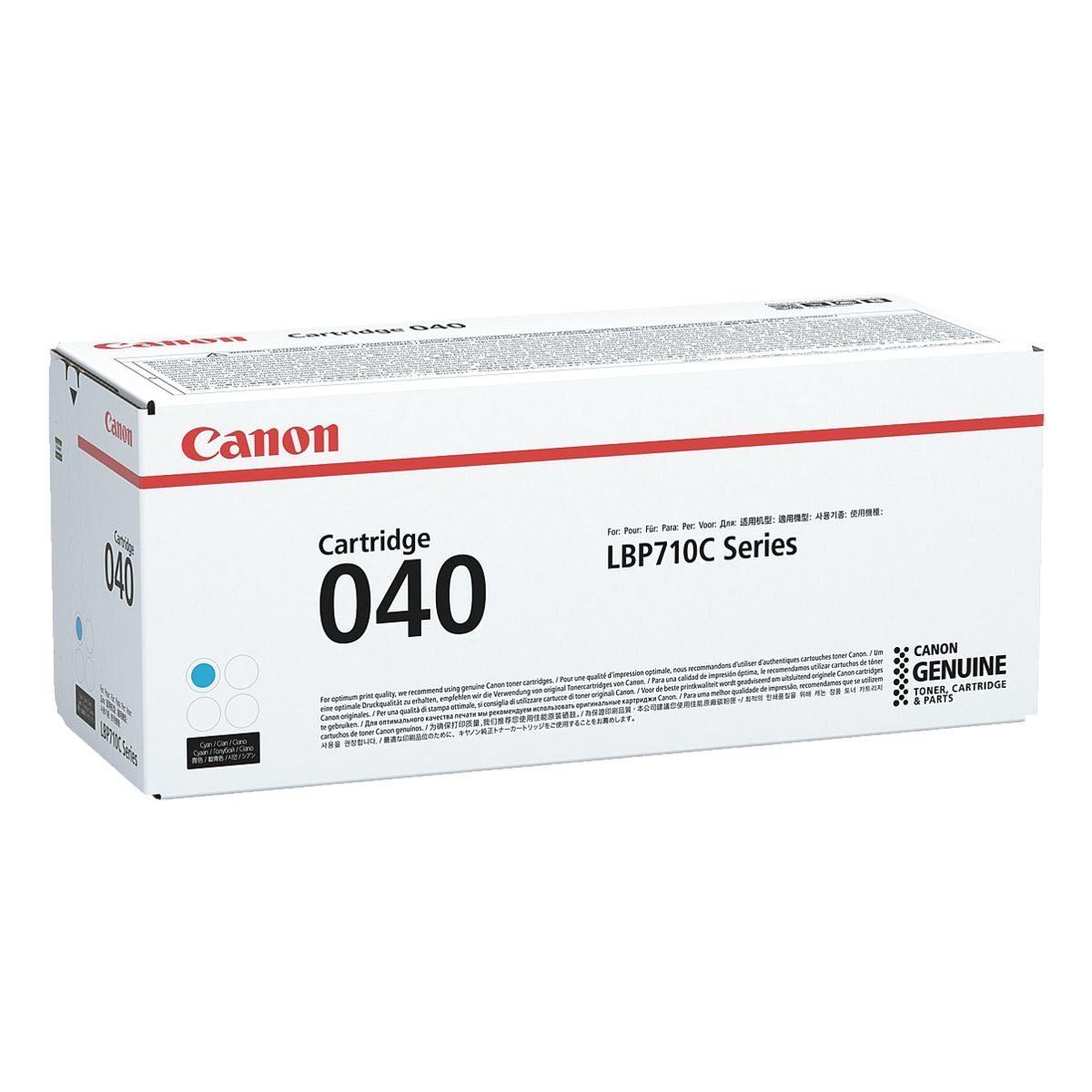 Canon Tonerpatrone »040C«
