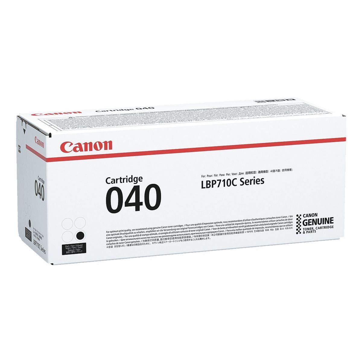 Canon Tonerpatrone »040BK«