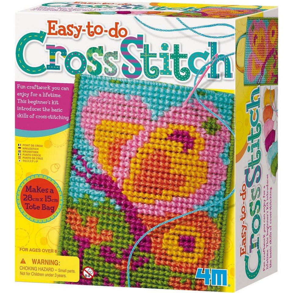4M Stickset Kreuzstich (Easy to do Cross Stitch)