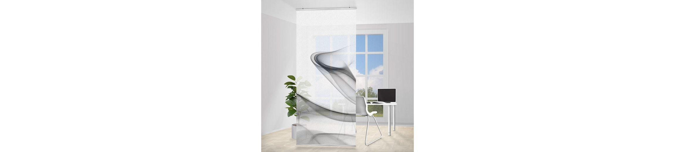 Bilderwelten Raumteiler 250x120cm »Grey Flame«