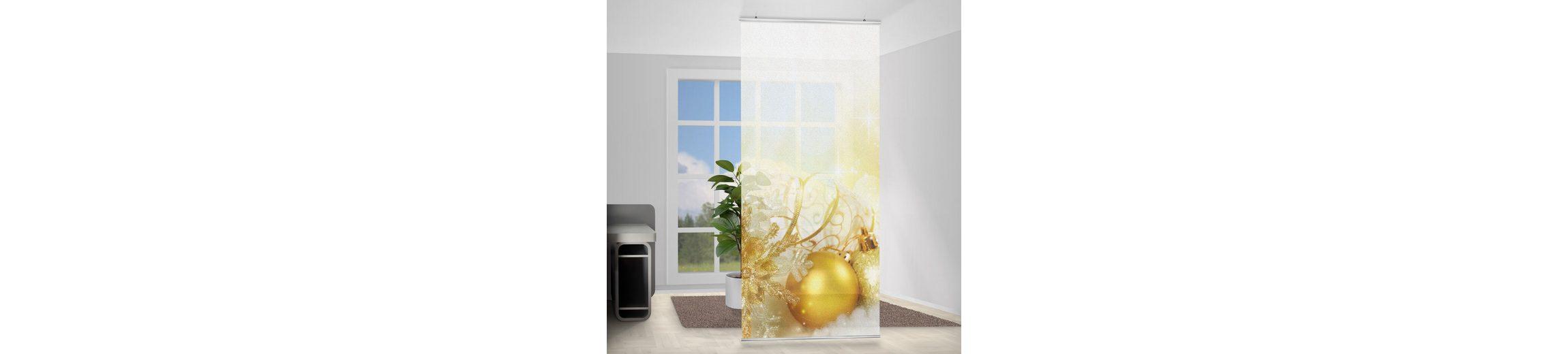 Bilderwelten Raumteiler 250x120cm »Christmas Magic«