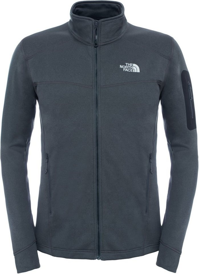 The North Face Outdoorjacke »Hadoken Full Zip Jacket Men« in grau