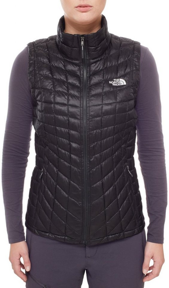 The North Face Weste »ThermoBall Vest Women« in schwarz