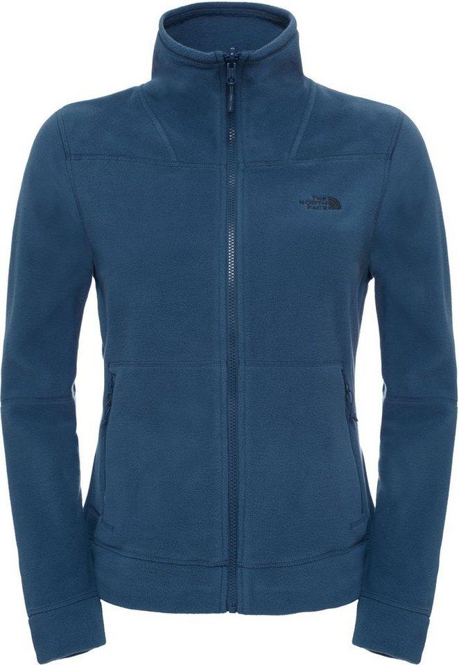 The North Face Outdoorjacke »200 Shadow Full Zip Women« in blau