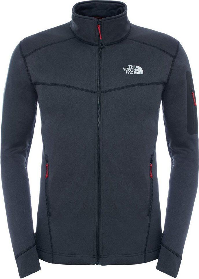 The North Face Outdoorjacke »Hadoken Full Zip Jacket Men« in schwarz