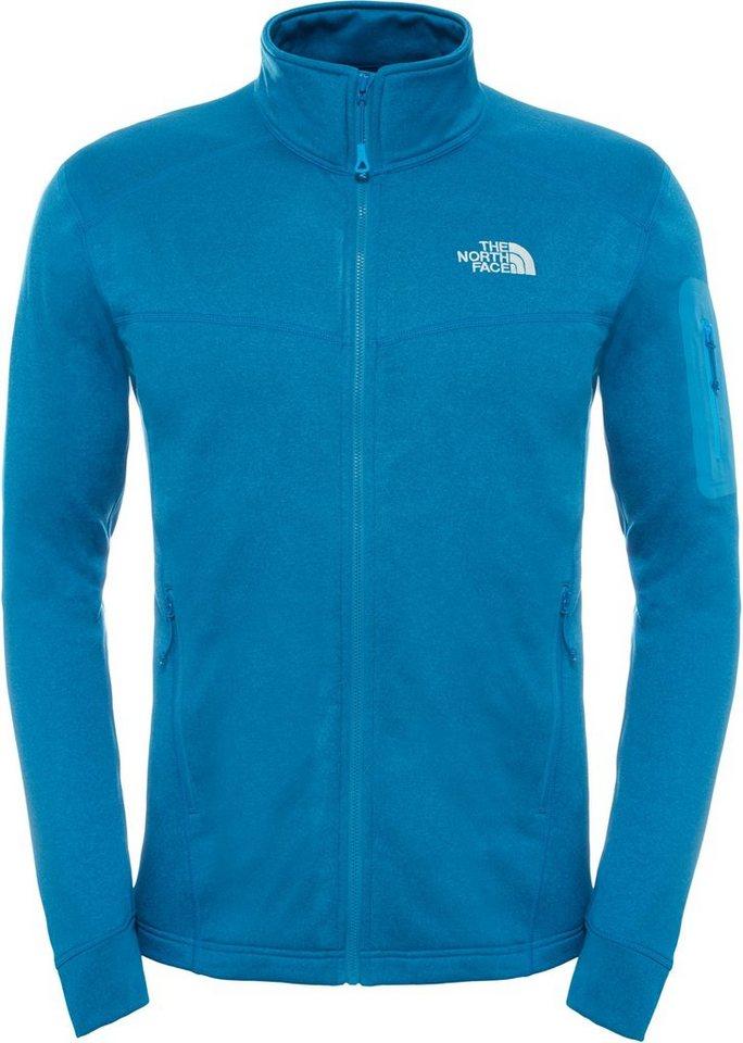 The North Face Outdoorjacke »Hadoken Full Zip Jacket Men« in blau