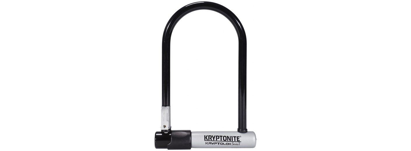 Kryptonite Fahrradschloss »KryptoLok 2 ATB Bügelschloss schwarz«